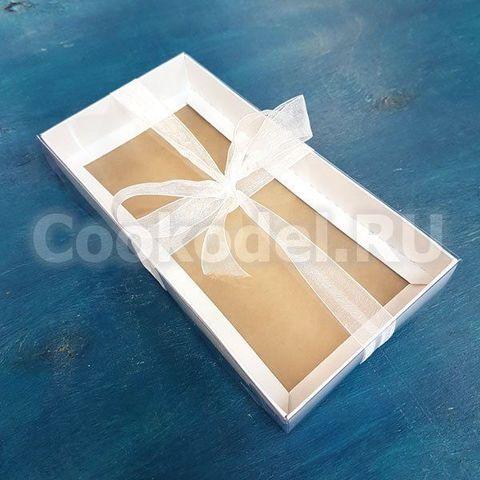 Коробка Классика двусторонняя 20х10х2,5 см