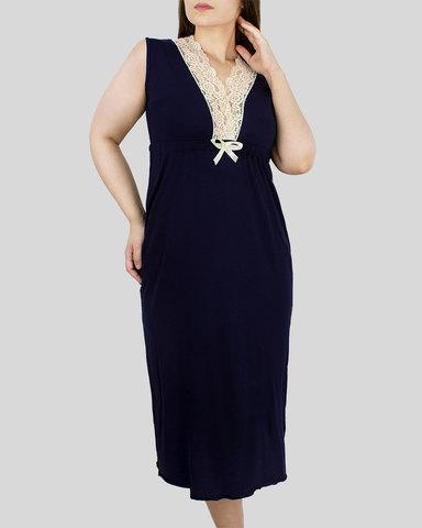 Сорочка женская вискоза длинная