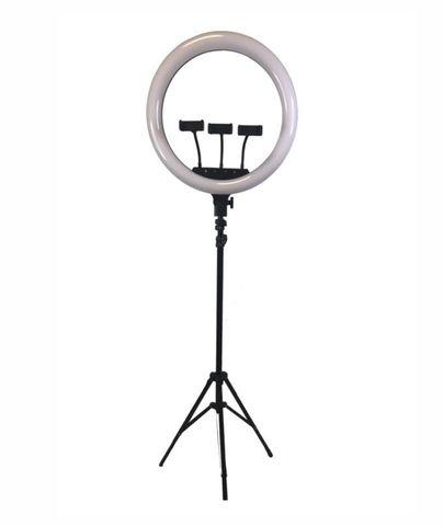 кольцевая лампа 45 см с пультом