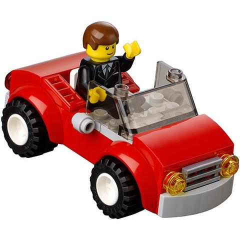 LEGO Creator: Чемоданчик LEGO для мальчиков 10659 — Vehicle Suitcase — Лего Креатор Создатель