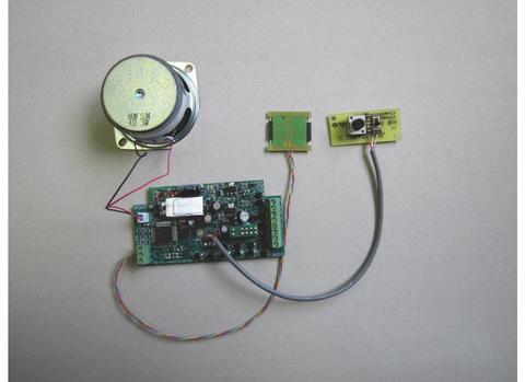 PIKO G 36194 Звуковой модуль для локомотива с аналоговым управлением, 1:22,5