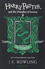 Harry Potter and the Chamber of Secrets – Slytherin Ed (PB)