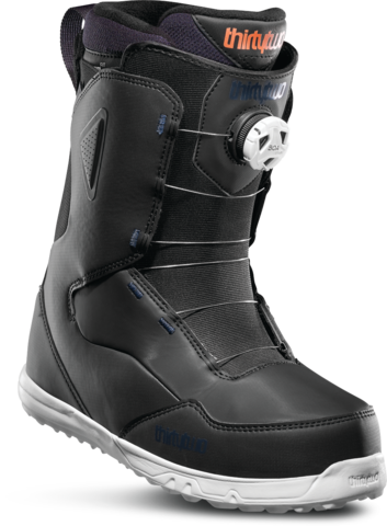 Ботинки сноубордические Thirtytwo Zephyr Boa - black/navy