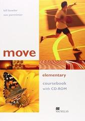 Move Elementary Student's Book + CD Rom