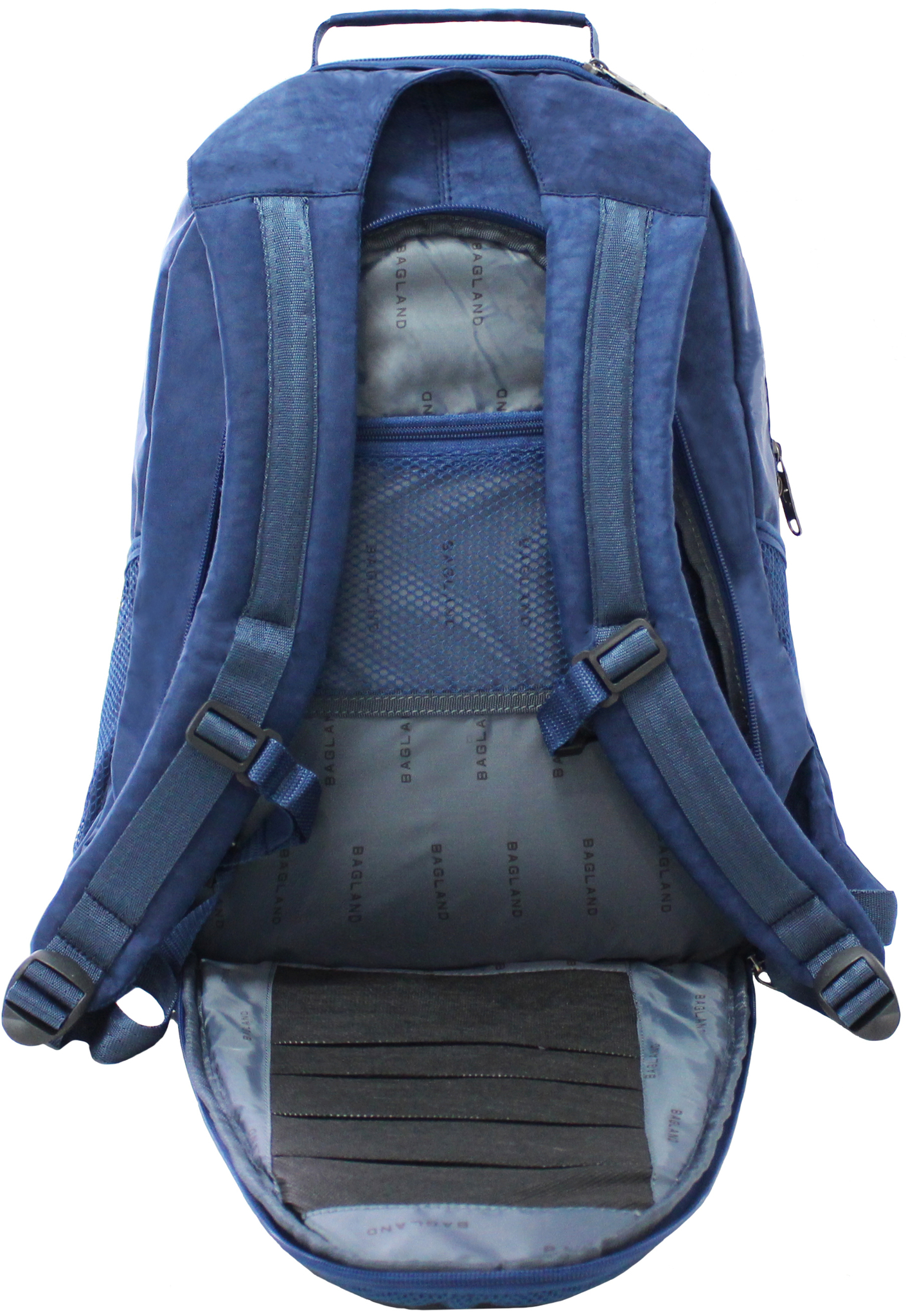 Рюкзак Bagland Сити 32 л. Синий (0018070)