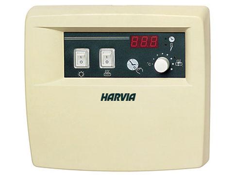Пластиковый корпус Harvia WX234 передяя часть для пульта C150, C105S Combi