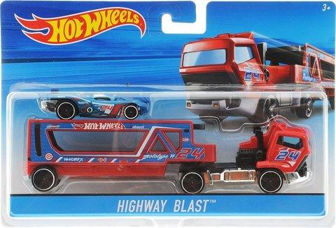Hot Wheels Трек-трейлер Steel Power