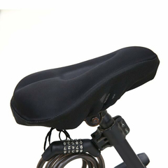 Накладка на седло велосипеда