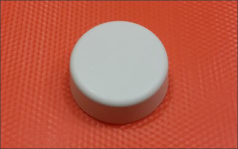Шайба малая. Форма для мыла пластиковая
