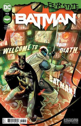 Batman Vol 3 #113