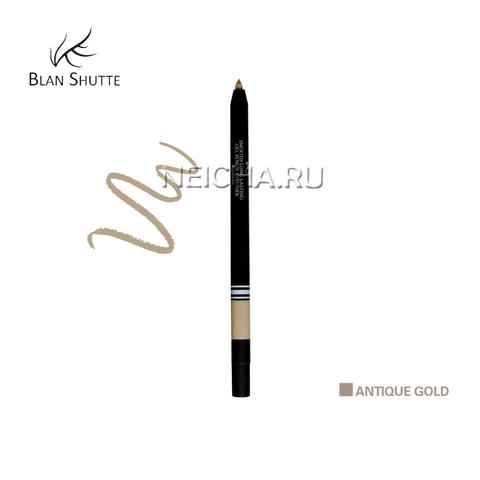 Стойкий гель-карандаш для глаз BS PEARL ANTIQUE GOLD