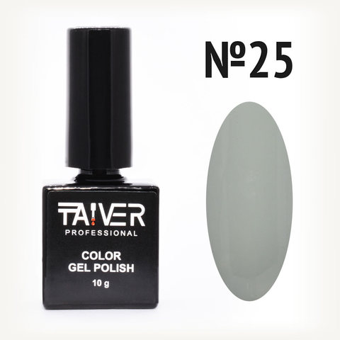 Гель-лак TAIVER 25
