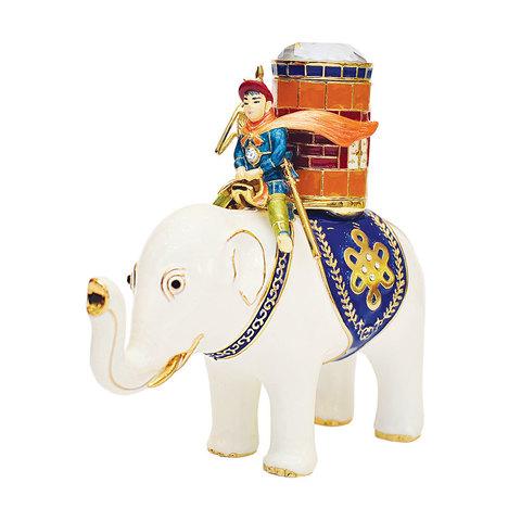 Воин победы на слоне