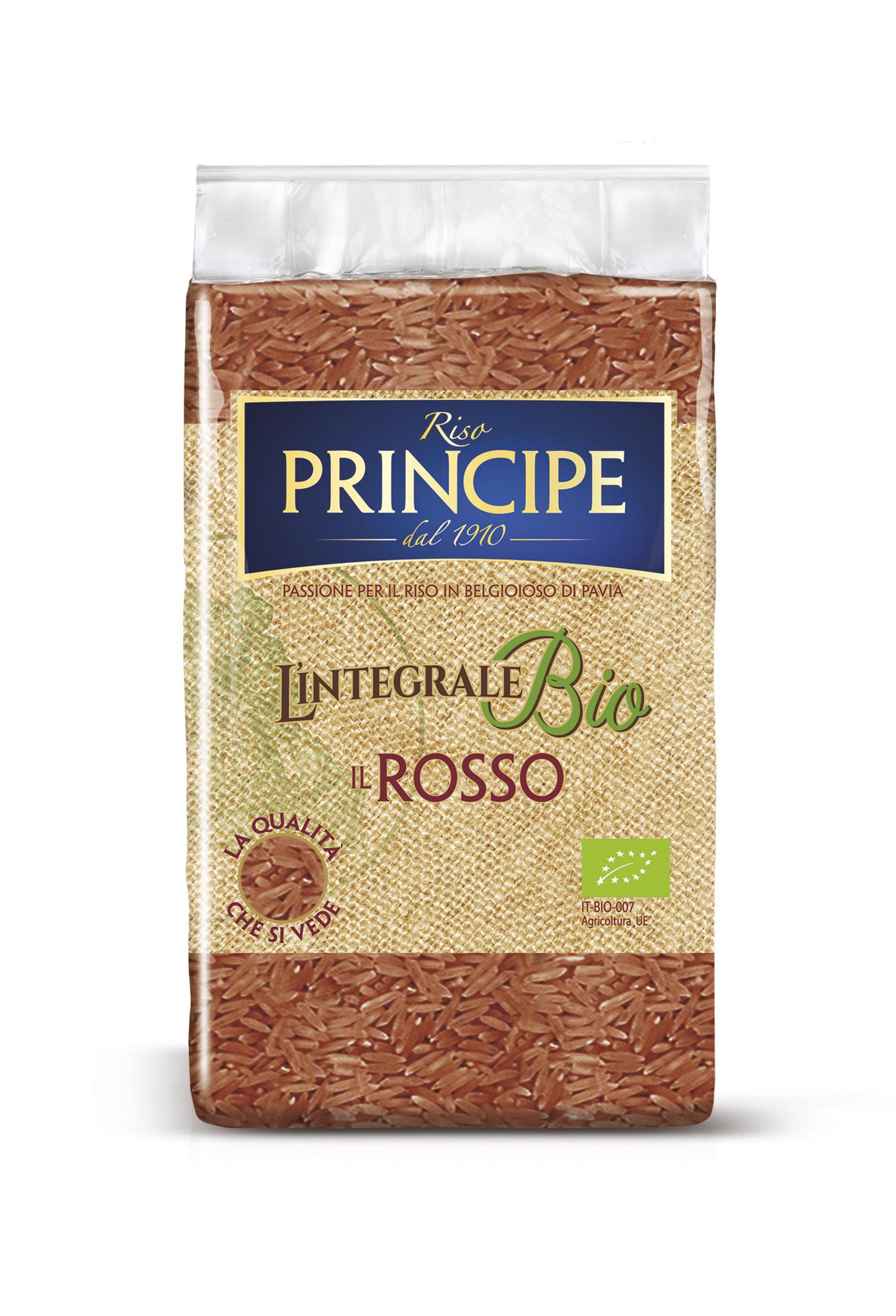 Rice Rosso Riso Principe