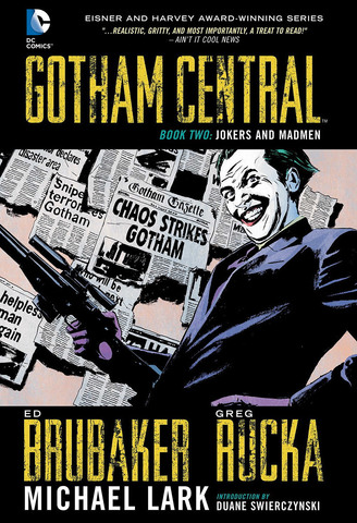 Gotham Central, Book Two: Jokers and Madmen (Б/У)