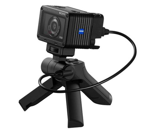 DSC-RX0M2G камера Sony в комплекте с ручкой-штативом