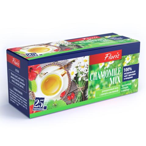 Чайный напиток CHAMOMILE MIX в фильтр-пакетах, 37г ТМ