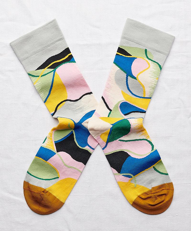 Носки Patchwork Multico