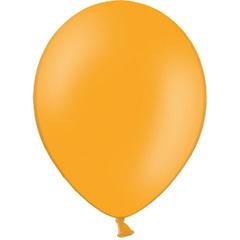 К 5''/13см, Оранжевый, пастель, / 100 шт. /
