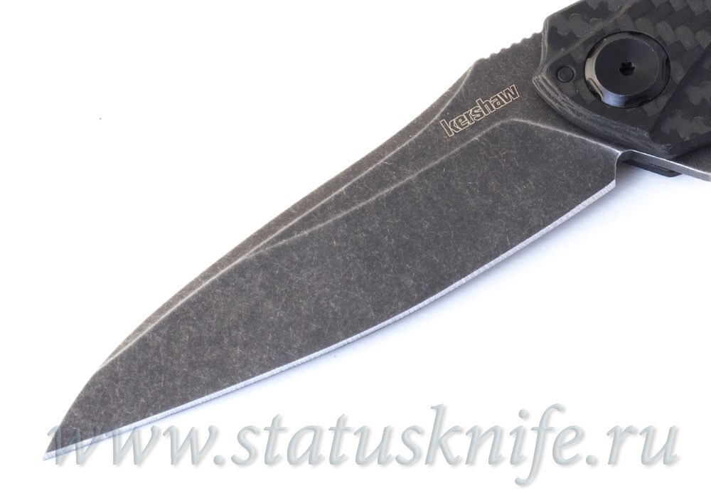 Нож KERSHAW Bareknuckle 7777CFM390 - фотография