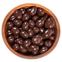 Фисташки в темной шоколадной глазури 500 гр.