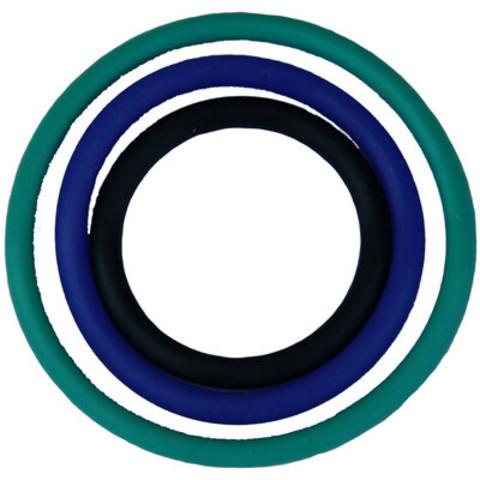 Кольцо Daewoo стакана фильтра P34 G40/( G33*T3,5)) SILIKONE / 3444
