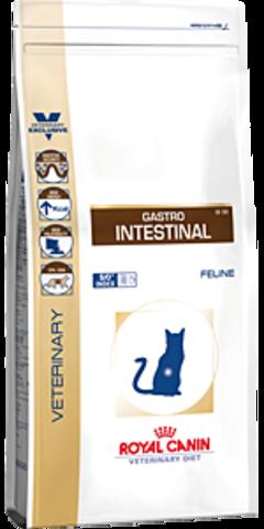 Gastro Intestinal GI32 - для кошек при нарушении пищеварения