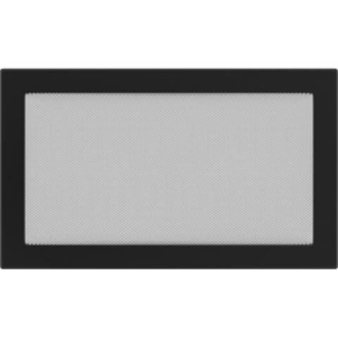 Вентиляционная решетка Черная (22*37) 22/37C