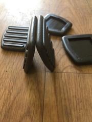 Накладки на педаль сцепления и тормоза МАН/MAN   Производитель: Shem (Турция)