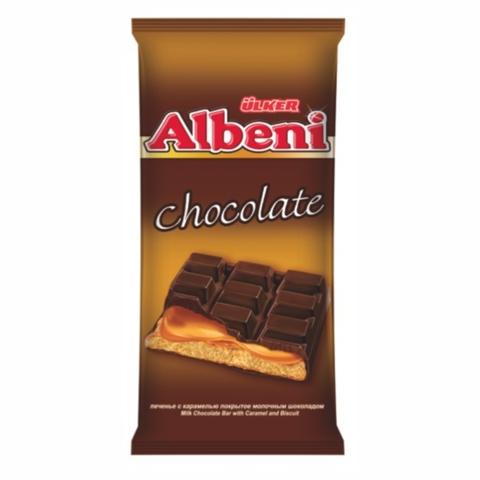 Шоколад ALBENI 95 г КАЗАХСТАН