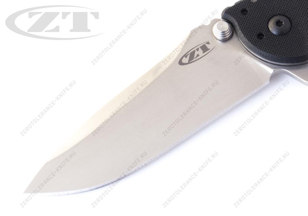 Нож ZERO TOLERANCE 0566 Hinderer - фотография