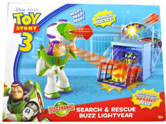 TOY STORY 3 SEARCH & RESCUE BUZZ LIGHTYEAR