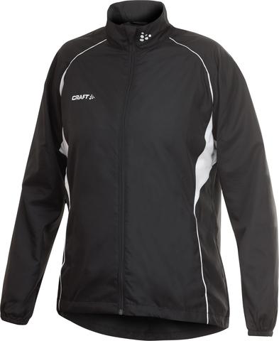 Куртка Craft Track and Field 2014 женская чёрная
