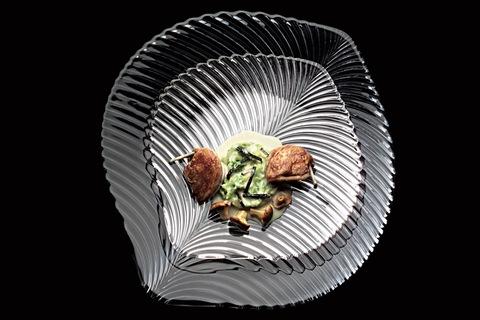 Набор из 2-х тарелок для салата, артикул 98037. Серия Mambo