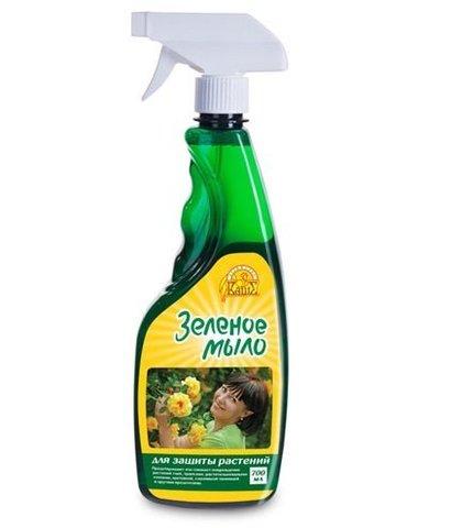 Зеленое мыло спрей 700 мл