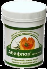 Крем-гель Абифлор для ног и рук с мочевиной и облепиховым маслом