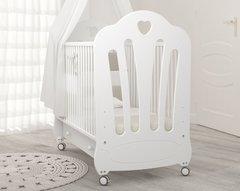 Кровать детская Стефани белый