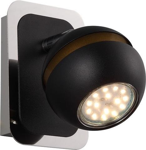 INL-9386W-01 Chrome & Black