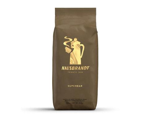 купить Кофе в зернах Hausbrandt Superbar, 1 кг