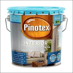 Пропитка Pinotex Интерьер CLR (Прозрачный)