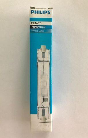 Лампа металлогалогенная Philips MHN-TD Pro 70W/842 RX7s