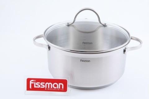 5334 FISSMAN Luminosa Кастрюля 5,1 л / 24 см,  купить
