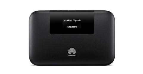 Huawei E5770s-320 LTE MIMO Мобильный WiFi роутер черный