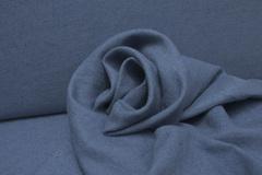 Интерьерная ткань, цвет - деним
