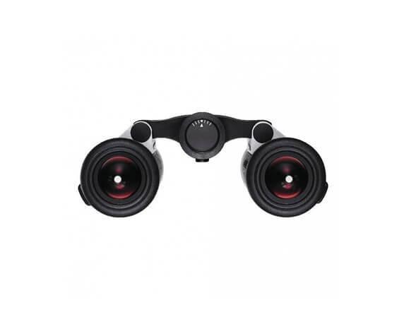 Бинокль Leica SilverLine 10x25, кожа, серебристый корпус - фото 3