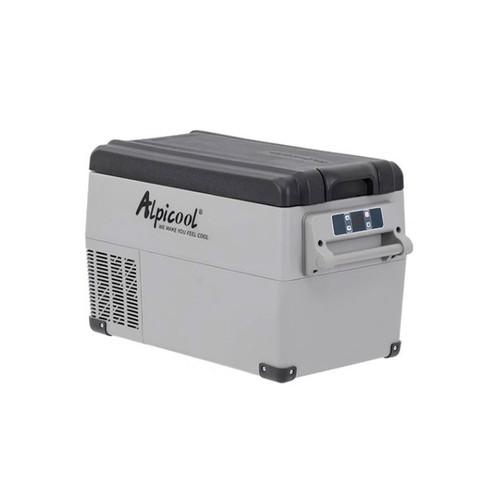 Компрессорный автохолодильник Alpicool NCF35 (Двухкамерный, 12V/24V/220V, 35л)