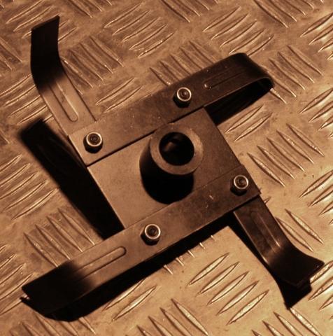 Нож для культиватора DDE ET1200 № 2 (60096-0038)