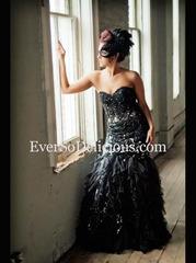 Елизавета в платье Jovani 172008