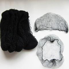Купите черную сетку невидимку паутинку для волос для гимнастики