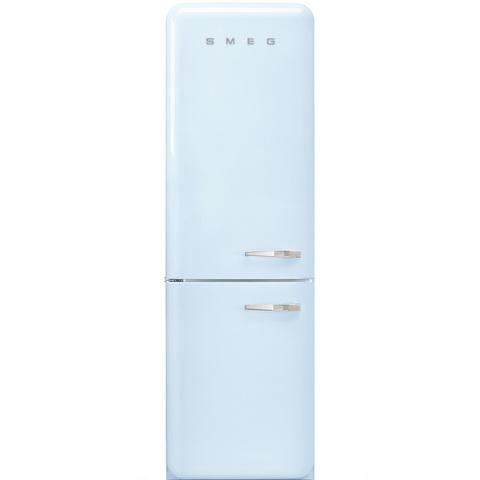 Холодильник с верхней морозильной камерой Smeg FAB32LPB5